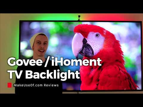 $70 Ambilight Actually Works: Govee TV Backlight Review