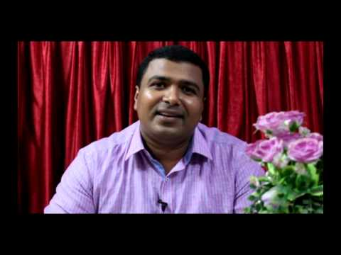 Pastor Renjith Raju ( New Life Worship Center , Adoor )