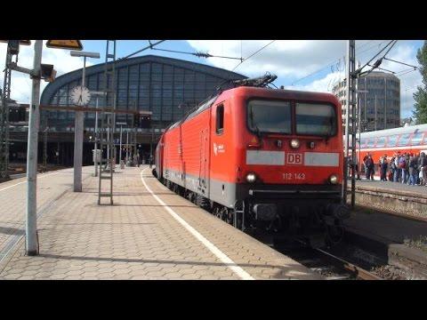 (RE) Hamburg Hbf - Lübeck Hbf / Fst-Mitfahrt (Jahr 2014)