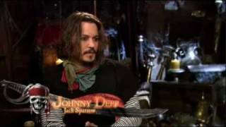 Pirates of the Caribbean 4 - ON STRANGER TIDES *Making Off*