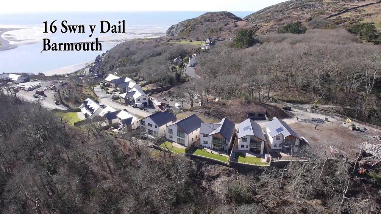 How to sell your home in Barmouth - Sanderson estate agents have sold 16  Swn y Dail using this video