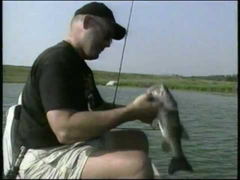 Bob Howard, Tom Monroe Bass Fishing  2001