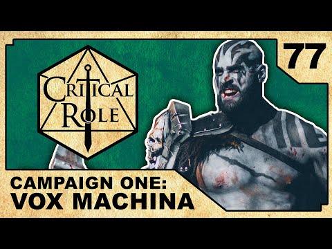 Clash at Daxio | Critical Role RPG Episode 77