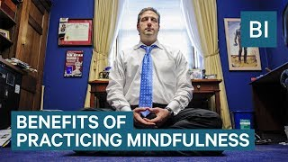 How Mindfulness Helps This Top Congressman Stay Calm In DC