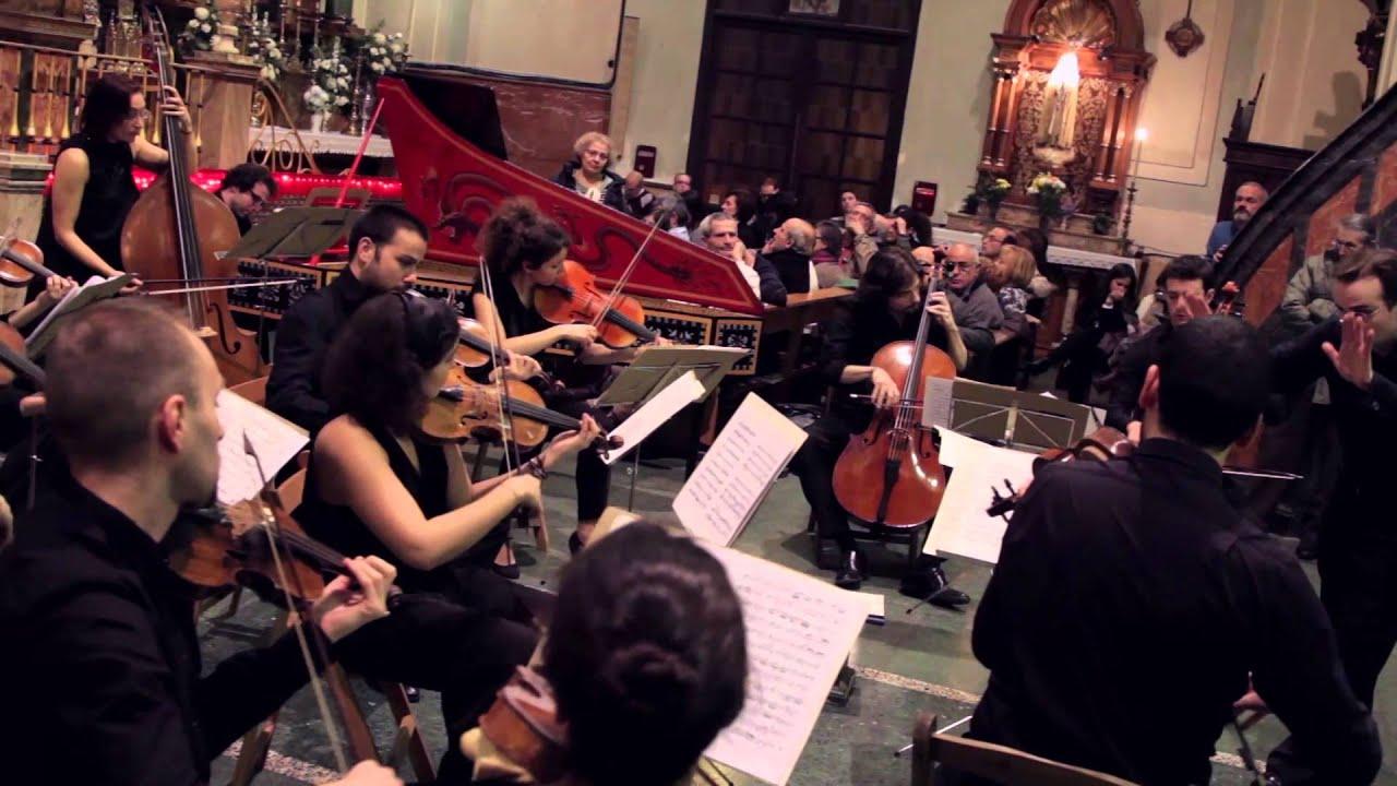 Jean-Philippe Rameau - VI Concert en Sextour - La Spagna, conductor: António Ferreira