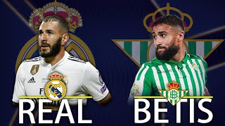 🔴 REAL MADRID - BETIS SEVILLE LIVE TALK //  Liga