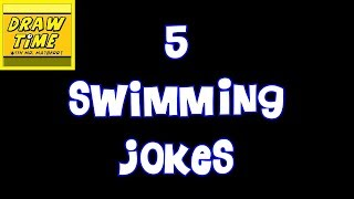 5 SWIMMING JOKES