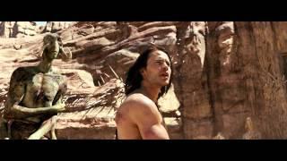 John Carter - Zwischen zwei Welten - Trailer