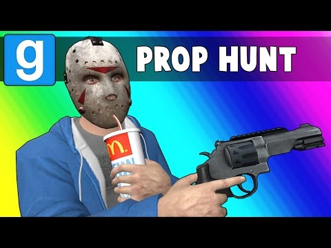 Thumbnail: Gmod Prop Hunt Funny Moments - Best Combo Ever! (Garry's Mod)