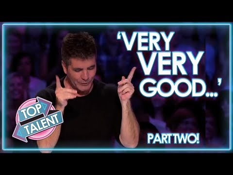 Simon Cowell's FAVOURITE EVER USA Auditions PART TWO! X Factor, Got Talent and Idols   Top Talent