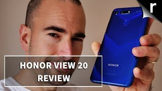 Honor View 20 Review | Why buy anything else?