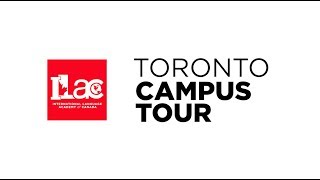 ILAC Toronto Campus Tour - Explore Our Facilities