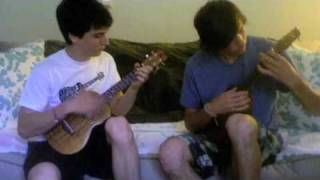"""With A Little Help From My Friends"" Ukulele Instrumental"
