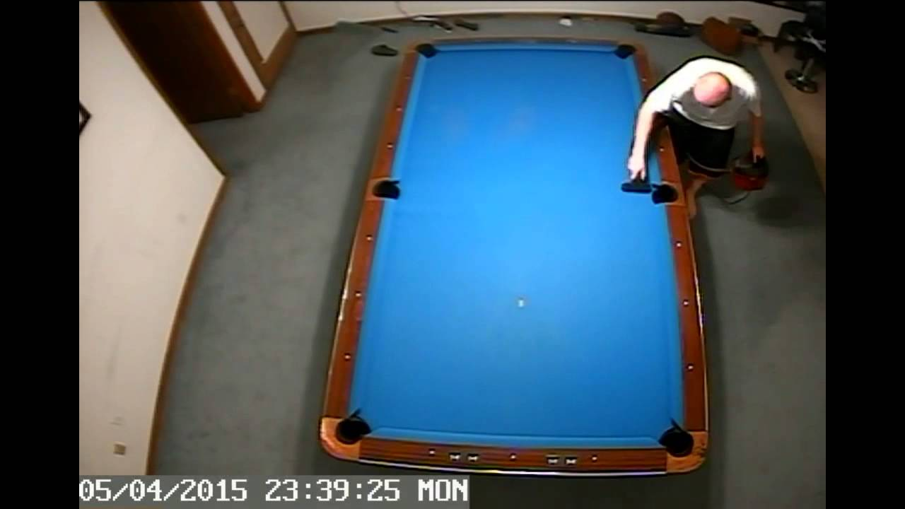 Cleaning My Pool Table (81)