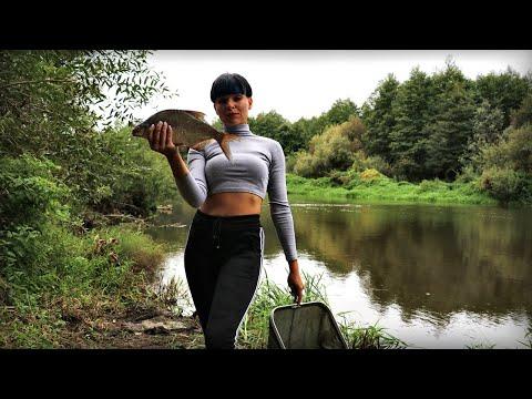 ФИДЕР на ПРОГОНЕ. ЛОВЛЯ ЛЕЩА и рыбалка НА СВИСЛОЧИ #172