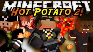 Minecraft Mini-Game : HOT POTATO 2!