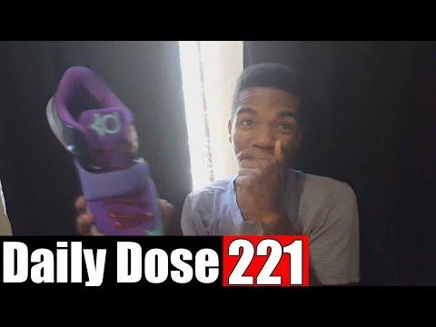 NEW SHOES SWAG + BIRTHDAY PRANKS! - #DailyDose Ep.221 | #G1GB