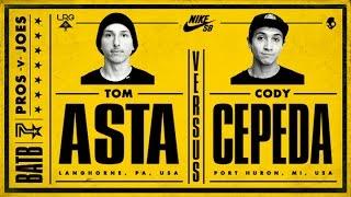 Tom Asta Vs Cody Cepeda: BATB7 - Round 3