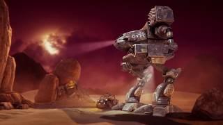 BattleMech Clan Timber Wolf (MechWarrior 2) Intro Diorama