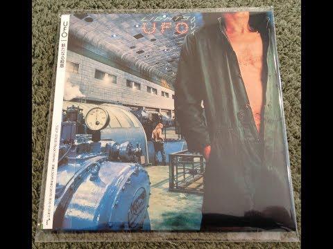 UFO Lights Out Japan Mini LP