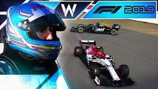 F1 2019 КАРЬЕРА - ЛУЧШИЙ ПЕРВЫЙ ПОВОРОТ В КАЛЕНДАРЕ #38