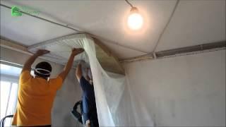 Акустический натяжной потолок Клипсо Акустик (CLIPSO ACOUSTIC)(, 2014-09-04T13:21:04.000Z)