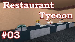 The store grows and thrives ▶ Roblox Restaurant Tycoon - #03