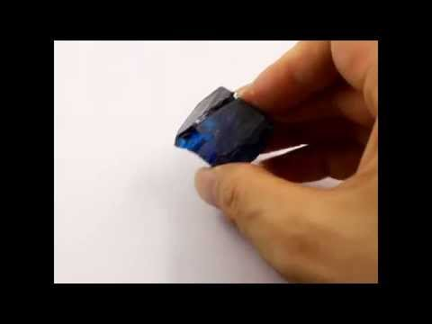 Swiss Blue Rough Cubic Zirconia Uncut Gemstones Cheap Wholesale Factory Prices