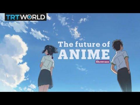 The future of Japanese Anime   Cinema   Showcase