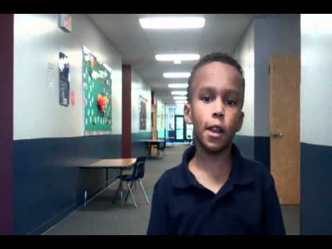 William C. Abney Academy - I Want to Make a Change
