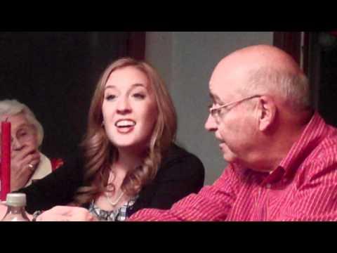Emma Schreibman & Papa sing Something cool