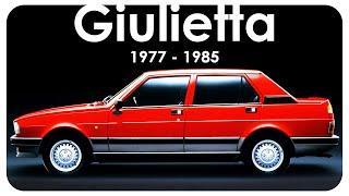 Why I Love The 1977-1985 Alfa Romeo Giulietta