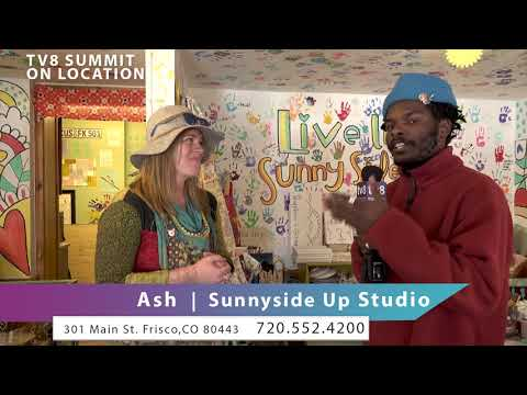 On Location Sunny Side Up Studio