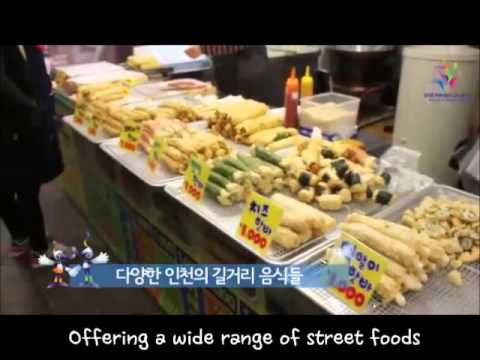 Incheon City Tour with Incheon 2014 Asian Para Games_Eats and Treats