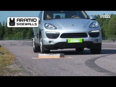 Unique Durability – Nokian Tyres' Aramid Sidewall Concept
