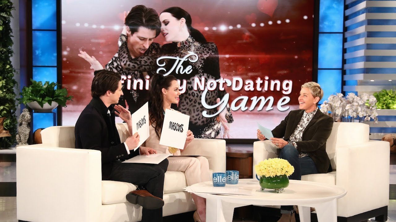 Tessa Virtue & Scott Moir Are 'Definitely Not Dating'