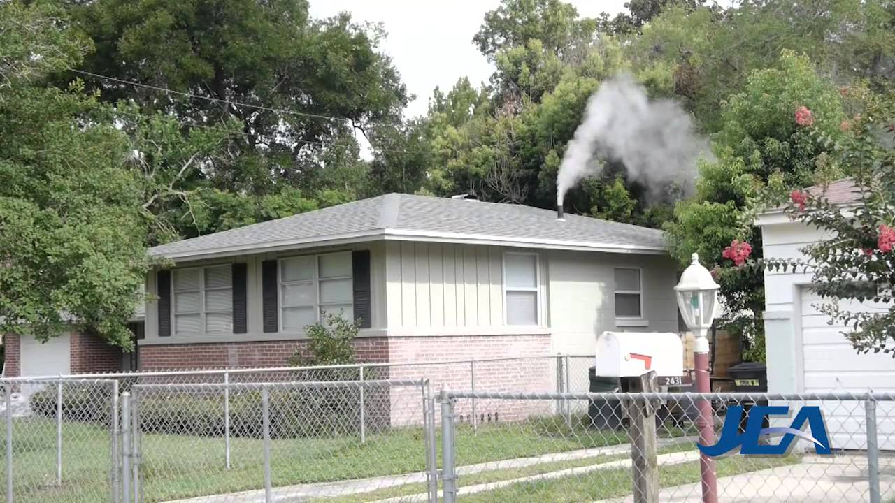Smoke Testing | Wastewater | About | JEA