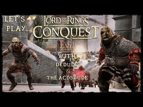 Lord Of The Rings Conquest Co Op Gameplay