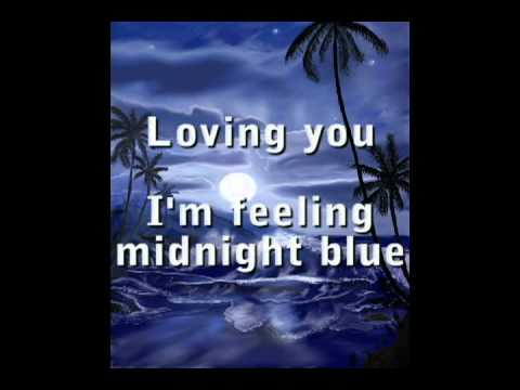 ELO - Midnight Blue (KARAOKE)