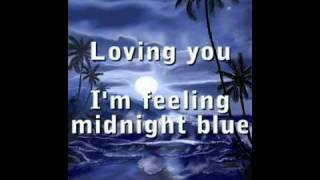 ELO - Midnight Blue (KARAOKE)