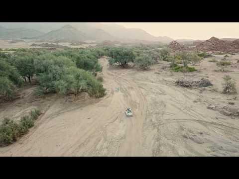 Ugab Riverbed Namibia