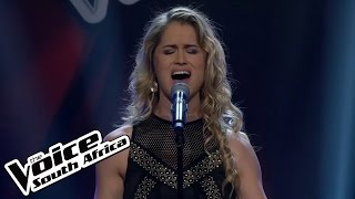 Caroline - Loved Me Back To Life |  Blind Audition | The Voice SA Season 2
