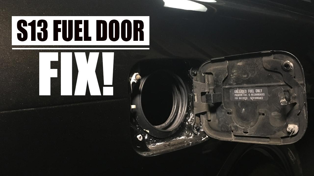 Nissan S13 Silvia 180sx Fuel Tank Filler Neck Cap