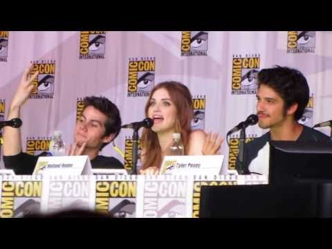 Teen Wolf Panel Comic Con - Tumblr and Ships