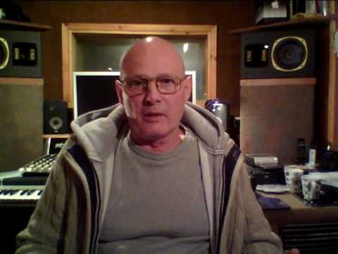 What happens in the recording studio? Garage Studio Martin Smith Engineer, Composer, Musician.