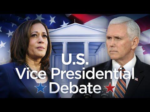 US Election: Mike Pence, Kamala Harris Face Off In Vice-presidential Debate | FULL