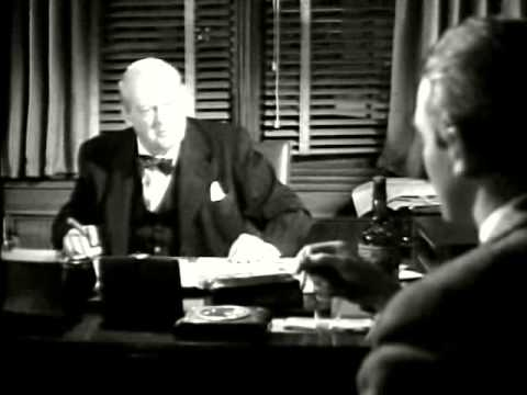 Malaya (1949) - James Stewart - Lionel Barrymore
