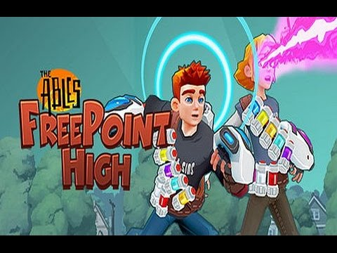 The Ables: Freepoint High - Gaming w/ EBar  