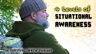 Situational Awareness for Survival - Mindset, Skills, Tactics and Gear Video