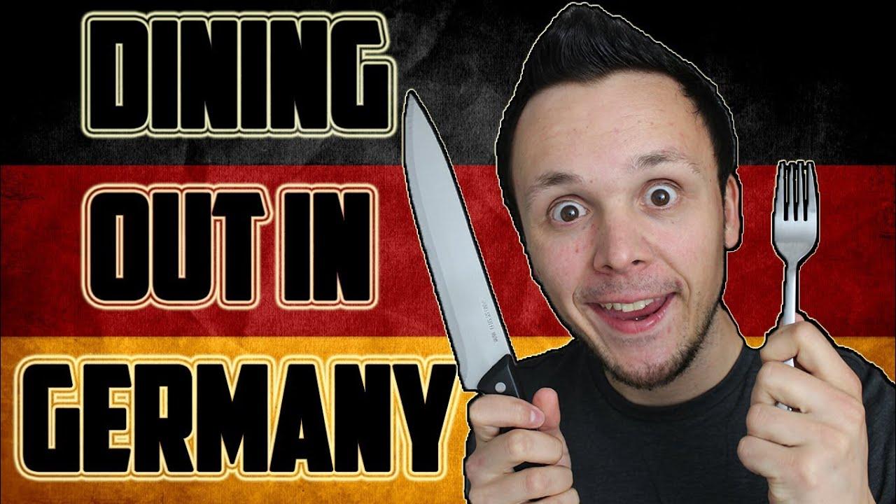 Dining out in germany auswrts essen in deutschland german dining out in germany auswrts essen in deutschland german culture youtube m4hsunfo